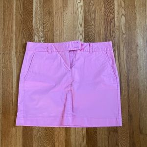 Vineyard Vines Pink Skirt Size 8